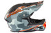 ONeal Warp Fidlock - Casque intégral - Edgy Camo gris
